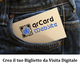 Biglietto da Visita Digitale